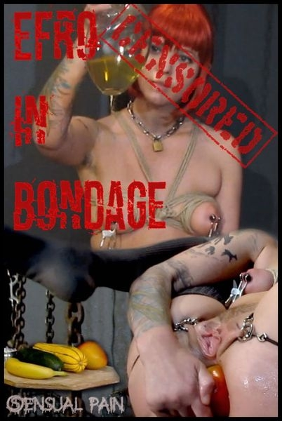 Abigail Dupree - EFRO in bondage censored (2020 | HD) (907 MB)
