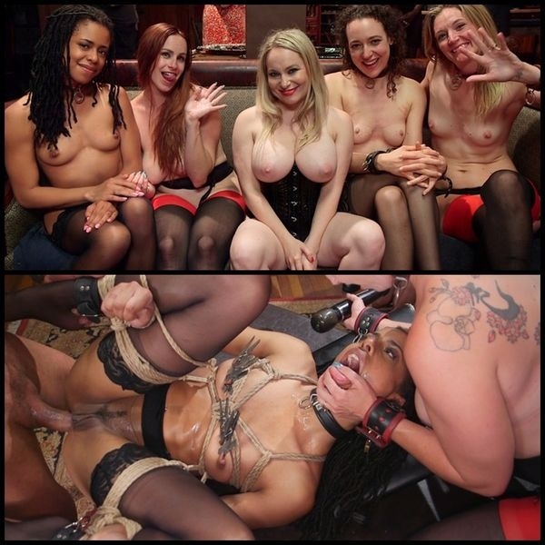 Slave Orgy Unchained (2016 | HD) (1.96 GB)