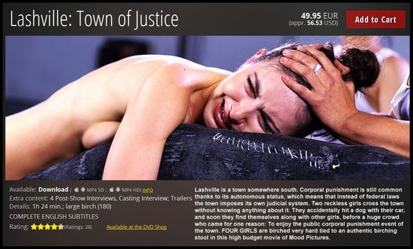 Lashville: Town of Justice (2020 | HD) (2.44 GB)