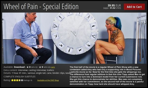 Wheel of Pain – Special Edition (2020 | FullHD) (3.72 GB)