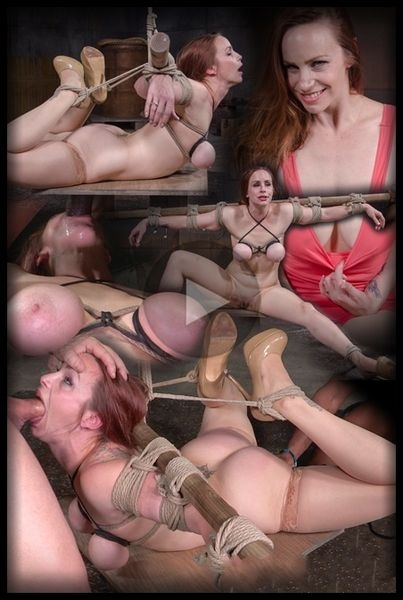 Bella Rossi - Busty Bella Rossi BaRS show with epic BBC deepthroat, tited tits and strict challenging bondage (2020 | HD) (876 MB)