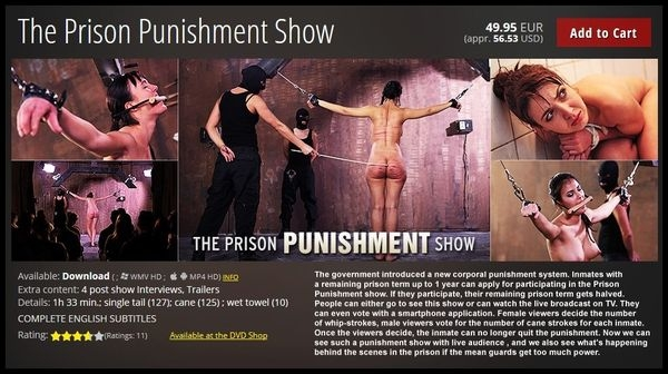 The Prison Punishment Show (2020 | HD) (3.55 GB)