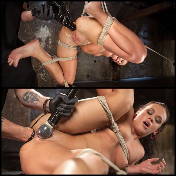 ROXY RAYE - ANAL QUEEN GETS ANAL FISTING IN BONDAGE (2020 | HD) (1.87 GB)