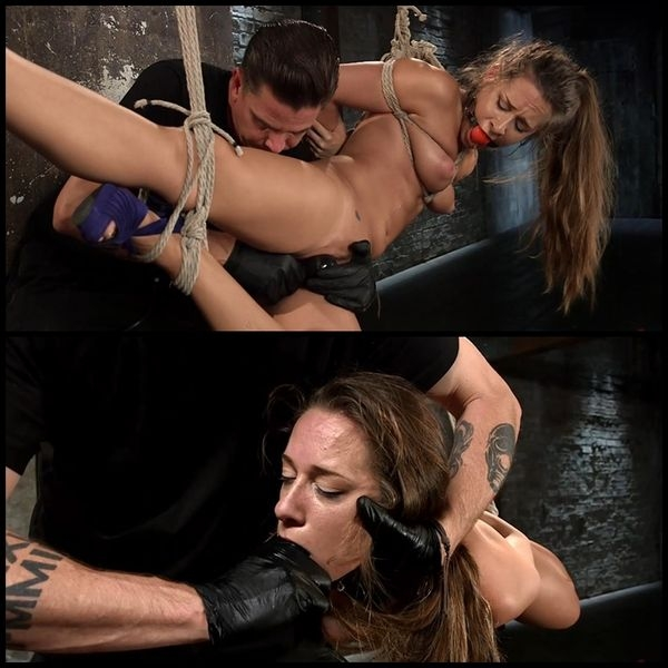 Girl Next Door is Tied, Tormented, and Made to have Squirting Orgasms (2020 | HD) (2.04 GB)