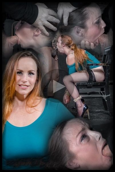 Big breasted Bella Rossi is bound and brutal shackled rough sex deepthroat while vibrated (2020 | HD) (1.41 GB)