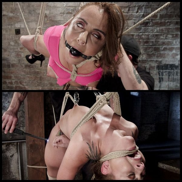 Hot young slut in brutal bondage and suffering – BDSM, Fetish, Bondage (2020 | HD) (2.08 GB)