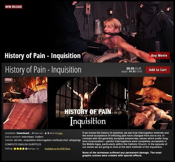 Inquisition - History of Pain (2020 | HD) (2.29 GB)