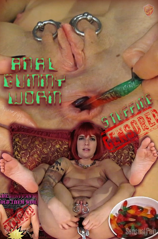 Abigail Dupree - Anal Gummy Worm Stuffing Censored (2020 | HD) (784 MB)