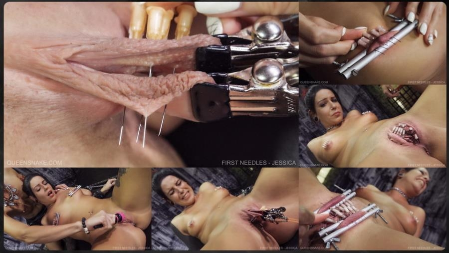 Jessica - Bdsm Sex - Hard Penetration Of A Big Cock (2020 | UltraHD/4K) (1.79 GB)