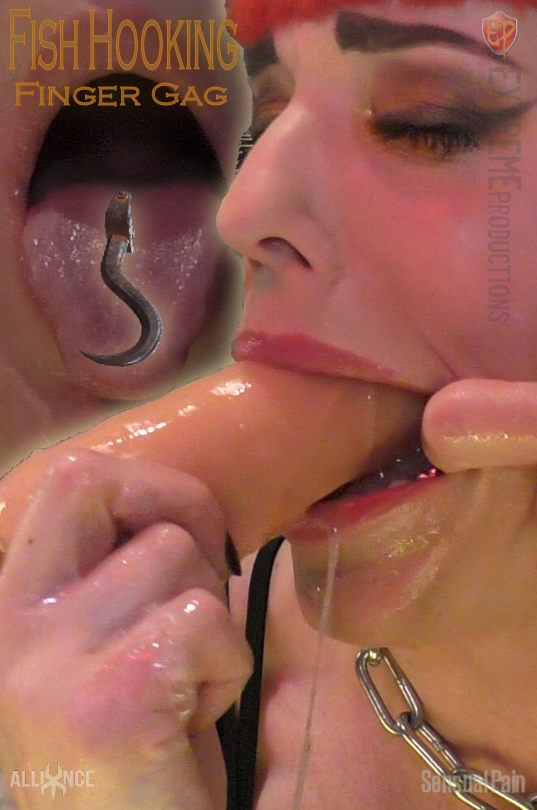 Abigail Dupree - Fish Hooking Finger Gag (2020 | FullHD) (1.16 GB)