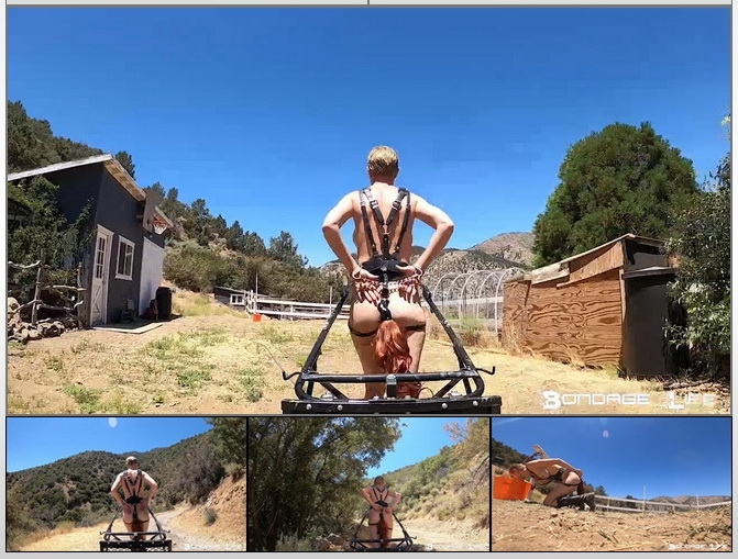 Rachel Greyhound - Pony Cart Ride (2020 | HD) (636 MB)