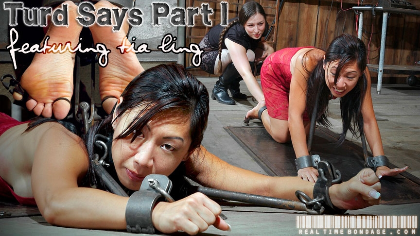 Tia Ling - Turd Says Part 1 (2020 | HD) (444 MB)