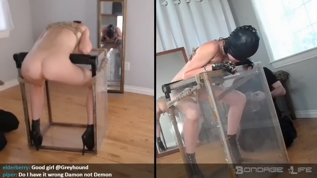 Shelby Paris, Nikki Sequoia - BDSM (2020 | FullHD) (942 MB)