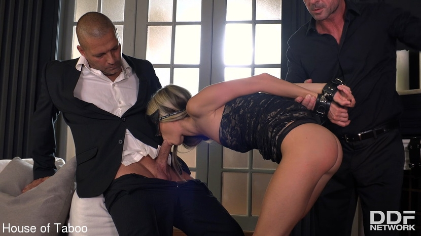 Gina, David Perry, Thomas Stone - BDSM (2020 | FullHD) (1.86 GB)