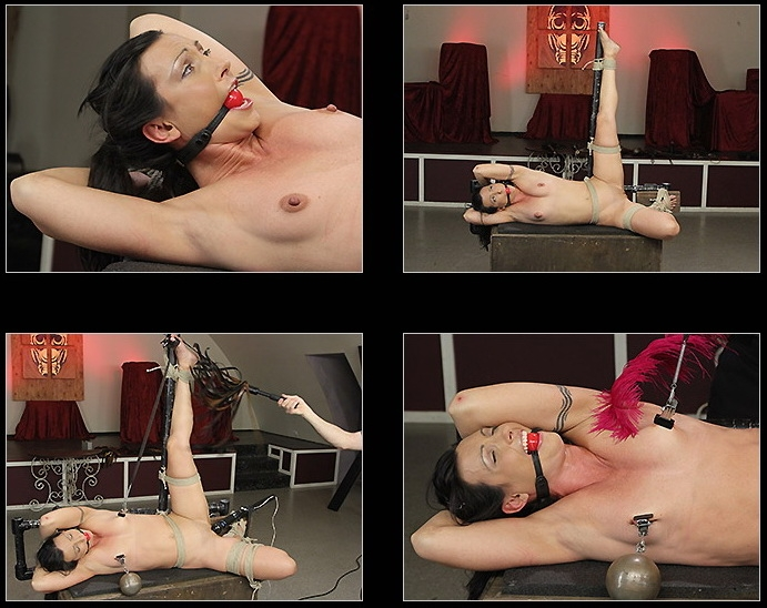 Wenona Slave - Wenona Tickled and Caned (2020 | HD) (184 MB)