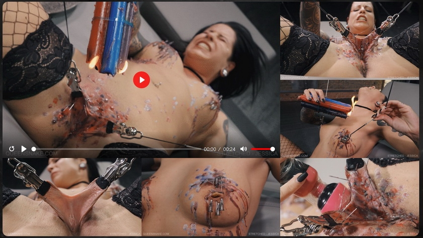 JESSICA - STRETCHED (2020 | FullHD) (1.10 GB)