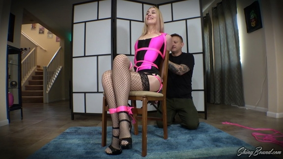 Chairtied In Sexy Lingerie (2020 | FullHD) (906 MB)