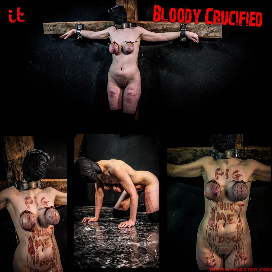 Bloody Crucified - BDSM (2020 | FullHD) (1.86 GB)